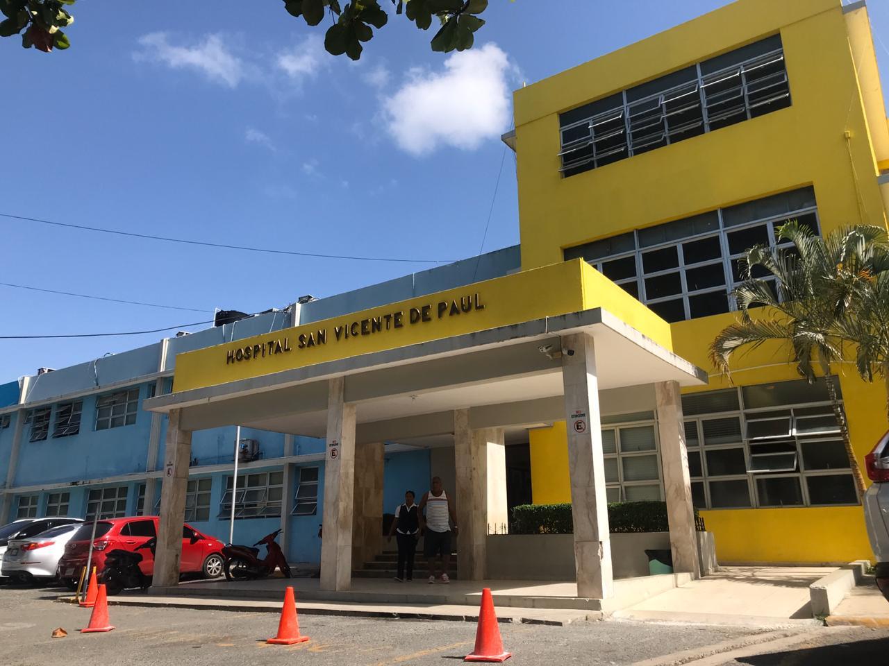 Investigan incendio afecto área  informática del hospital San Vicente de SFM